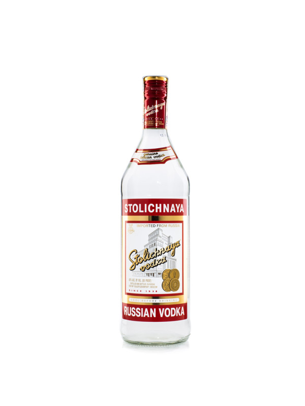 Stolichnaya - Vodka - 0.7L, Alc: 40%