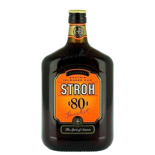 Stroh - Rom 80 - 0.7L, Alc: 80%