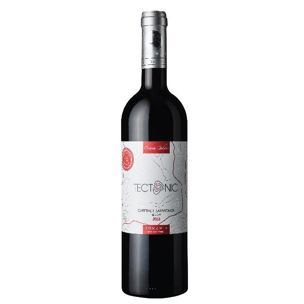 Crama Girboiu - Tectonic - Cabernet Sauvignon 2013 - 0.75L, Alc: 14%