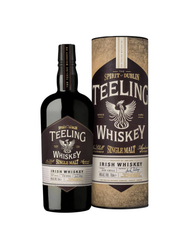Teeling - Irish Single Malt Whiskey GB - 0.7L, Alc: 46%