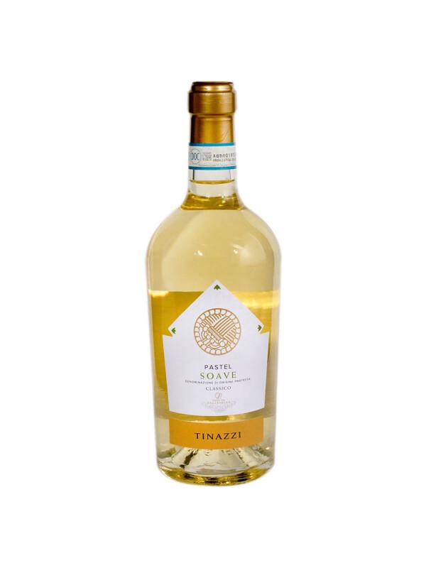 Tenuta Valleselle - Pastel Soave bianco 2018 - 0.75L, Alc: 13%