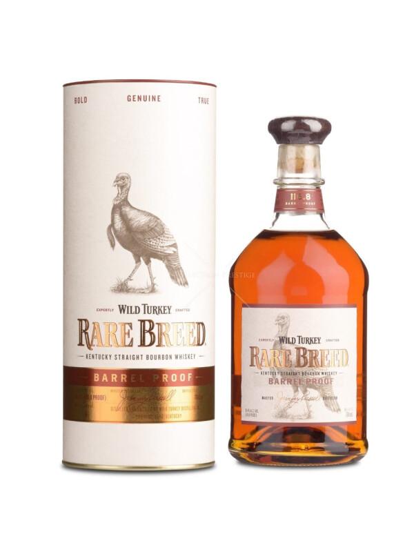 Wild Turkey - American Bourbon Rare Breed  Whiskey GB - 0.7L, Alc: 58.4%