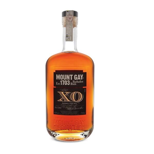 Mount Gay - Rom XO - 0,7L, Alc: 43%