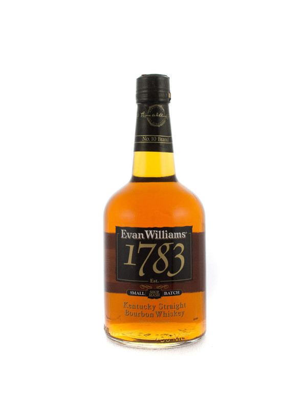 Evan Williams - American Bourbon Whiskey 1783 - 0.7L, Alc: 43%