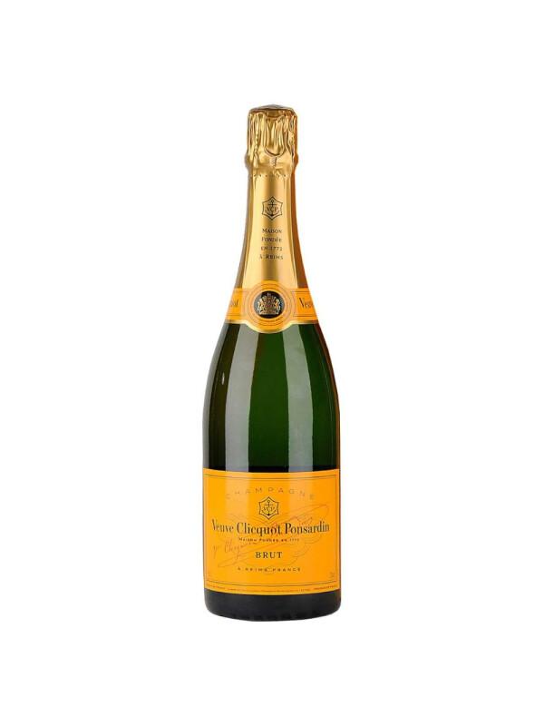 Veuve Clicquot - Sampanie brut - 0.75L, Alc: 12%