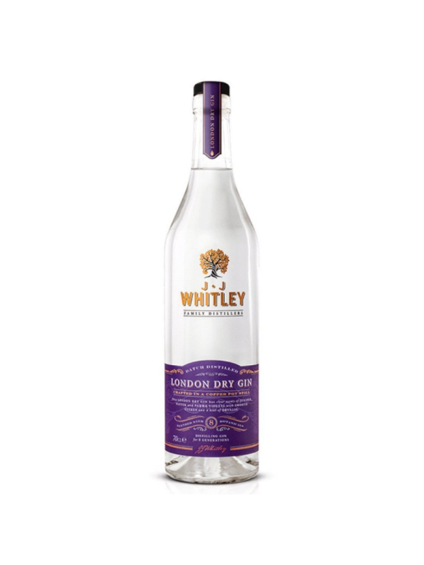 J.J. Whitley - Gin The Original - 0.7L , Alc: 40%