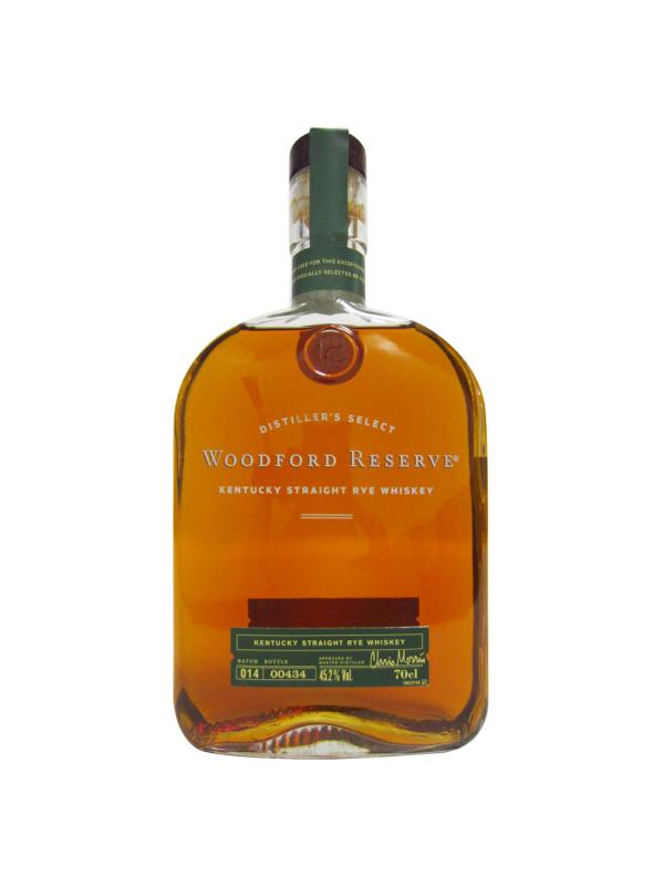 Woodford Reserve - Bourbon whiskey Rye - 0.7L, Alc: 45.2%
