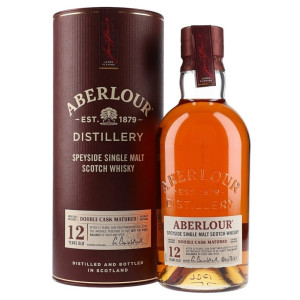 Aberlour - Scotch Single Malt Whisky 12 yo GB - 0.7L, Alc: 40%