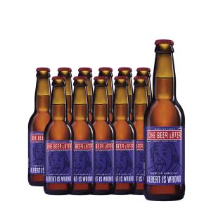 One Beer Later - Bere artizanala American Ale 12 buc. x 0.33L, Alc: 5%