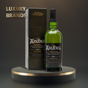 Ardbeg - Scotch single malt whisky 10yo - 0.7L, Alc: 46%