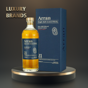 Arran - Scotch Single Malt Whisky 21 yo GB - 0.7L, Alc: 46%