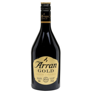 Arran Gold - Single malt cream liqueur  - 0.7L, Alc: 17%