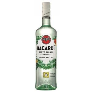 Bacardi - Rom Carta Blanca L.E. - 0.7L, Alc: 37.5%