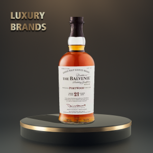 Balvenie - Scotch single malt whisky 21 y.o - 0.7L, Alc: 40%