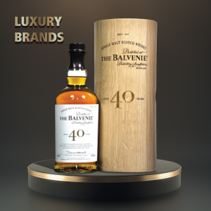 Balvenie - Scotch single malt whisky 40 yo gb - 0.7L, Alc: 48.5%