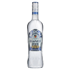 Brugal - Rom Blanco - 0.7L, Alc: 40%