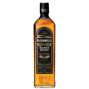 Bushmills - Black Bush Irish whiskey -  0.7L