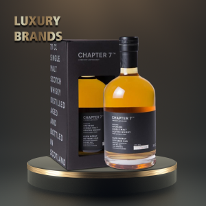 Chapter 7 - Glen Moray Scotch single malt whisky 25yo - 0,7L, Alc: 57%
