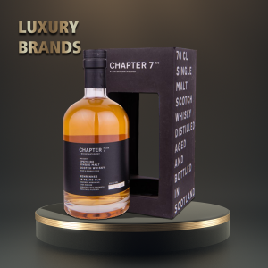 Chapter 7 - Benrinnes, Scotch Single Malt Whisky 18 yo GB - 0.7L, Alc: 52.1%
