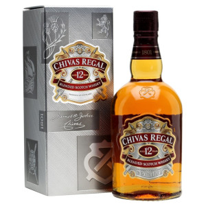 Chivas Regal - Scotch blended whisky 12 yo cutie carton - 1.5L