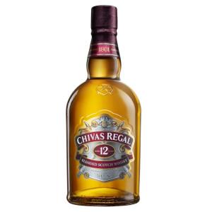 Chivas Regal - Scotch blended whisky 12 yo - 0.7L, Alc: 40%