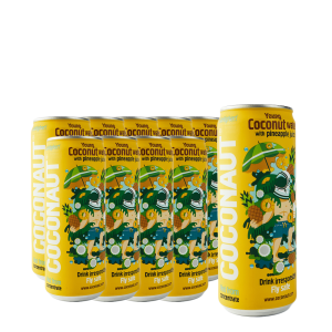 Young Coconut - Water & Pineapple Juice 12 buc. x 0.32L - doza