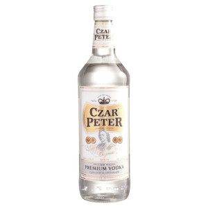 Czar Peter - Vodka 1L, Alc: 40%