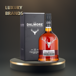 Dalmore - Scotch single malt whisky 15yo - 0.7L, Alc: 40%