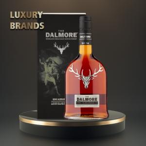 Dalmore - King Alexander III Scotch Single Malt Whisky GB - 0.7L, Alc: 40%