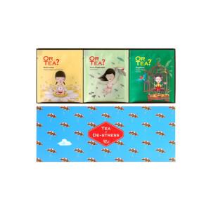 Or Tea? - BIO ceai 3 in 1 Pachet combo Tea of De-stress 15 pl. x 37.5g