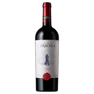 Legend of Dracula - Merlot 2016 - 0.75L, Alc: 14.5%