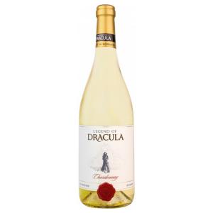 Legend of Dracula - Chardonnay 2018 - 0.75L, Alc: 13.5%