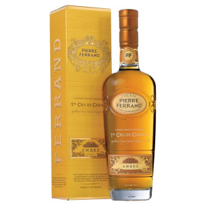 Pierre Ferrand - Ambre cognac gb - 0.7L, Alc: 40%