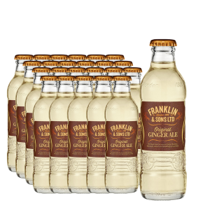 Franklin & Sons - Ginger Ale 24 buc. x 0.2L - sticla