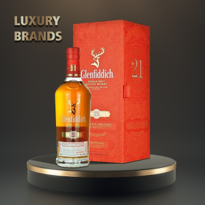 Glenfiddich - Scotch single malt whisky 21 yo - 0.7L, Alc: 40%