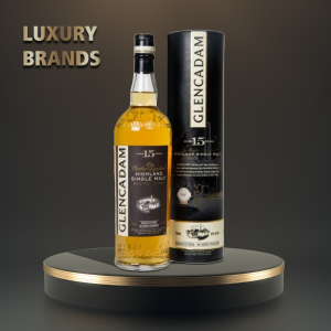 Glencadam - Scotch Single Malt Whisky 15 yo GB - 0.7L, Alc: 46%