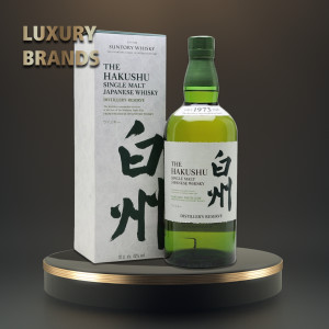 Hakushu - Japanese single malt whisky distillers reserve gb  - 0.7L, Alc: 43%
