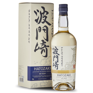 Hatozaki - Japanese blended whisky - 0.7L, Alc: 40%
