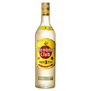 Havana Club - Rom 3 yo - 1L, Alc: 40%