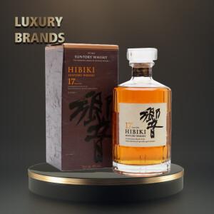 Hibiki - Suntory Japanese Blended Whisky 17 yo GB - 0.7L, Alc: 43%