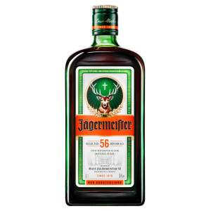 Jagermeister - herbal liqueur - 0.7L, Alc: 35%