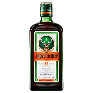 Jagermeister - herbal liqueur - 0.5L, Alc: 35%