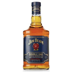 Jim Beam - Double Oak American Bourbon whiskey - 0,7L, Alc: 43%