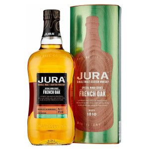 Isle of Jura - French Oak Scotch Single Malt Whisky GB - 0.7L, Alc: 42%