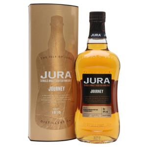 Isle of Jura - Journey Scotch Single Malt Whisky GB - 0.7L, Alc: 40%