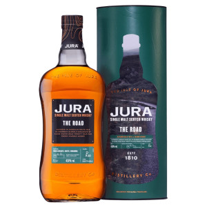Isle of Jura - The Road  Scotch Single Malt Whisky GB - 1L, Alc: 43.6%