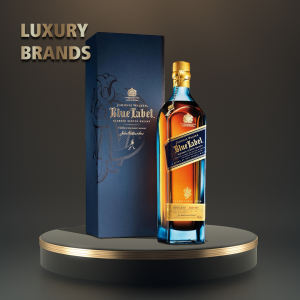 Johnnie Walker - Blue Label scotch blended whisky - 0.7L, Alc: 40%