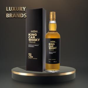 Kavalan - King Car - Taiwan single malt whisky - 0.7L, Alc: 46%