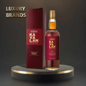 Kavalan - Ex Sherry Oak - Taiwan single malt whisky - 0.7L, Alc: 46%