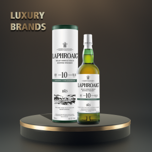 Laphroaig - Scotch Single Malt Whisky 10 yo GB - 0.7 L, Alc: 40%